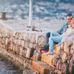 PreWedding Photography Session - Salamina