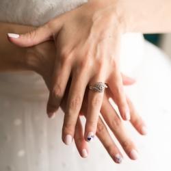 Wedding Salamina Island Greece Bride Detail