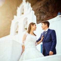 Stephen & Maria - Next Day Destination Photography - Santorini