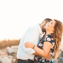 Valantis & Marilena Pre Wedding in Acropolis