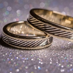 Wedding Athens Rings Details