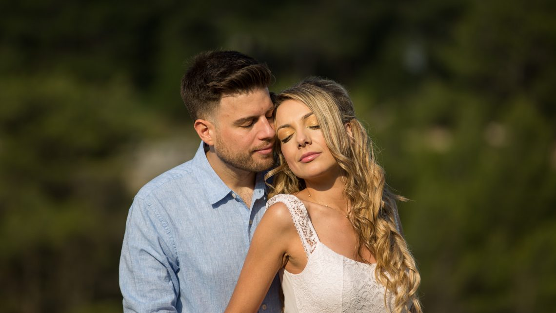 Pre wedding shooting in Athens by fvision photography team